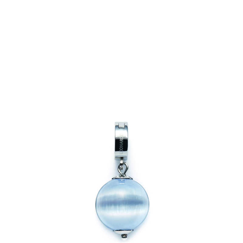 Pendentif Sphere Darlin's gris