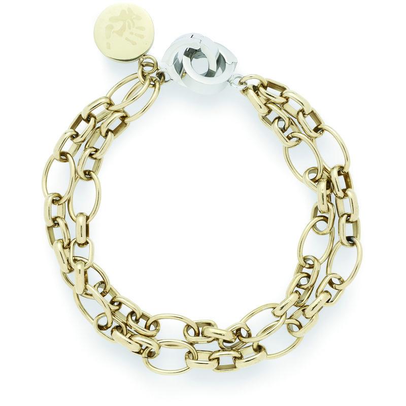 Bracelet darlin\'s mistero gold