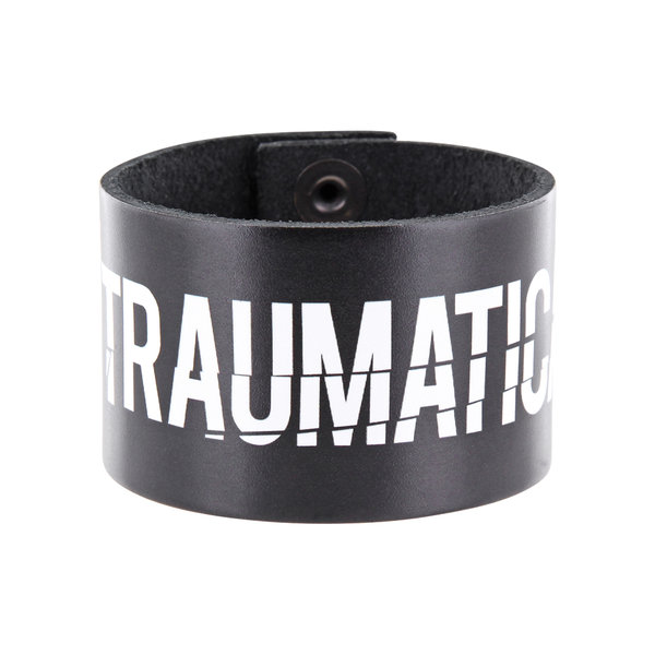 Bracelet taille large Traumatica