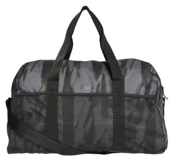 Adidas Canvas Bag Schwarz