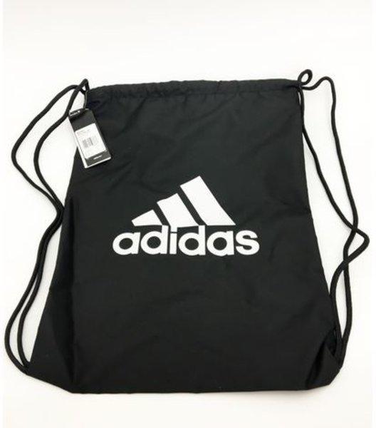 Turnbeutel Adidas schwarz