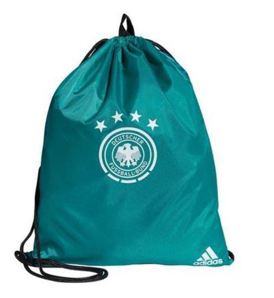 DFB Turnbeutel Adidas grün