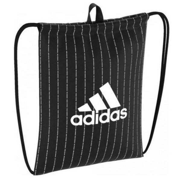 Turnbeutel Adidas schwarz weiss