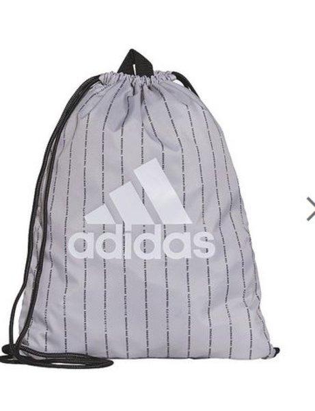 Turnbeutel Adidas grau