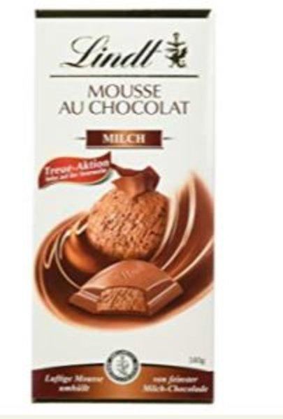 Lindt Mousse au Chocolat 140g