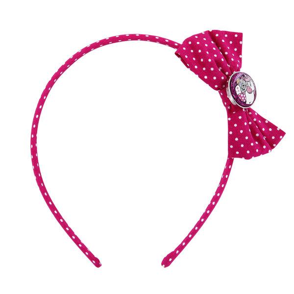 Headband bow Edda Unicorn