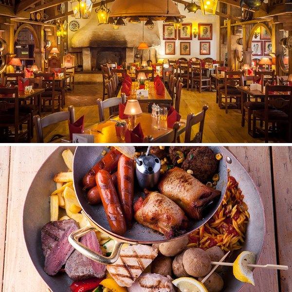 Don Quichotte Restaurantgutschein - Download - Europa-Park Online-Shop