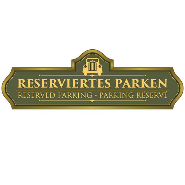 Logo Reserviertes Parken