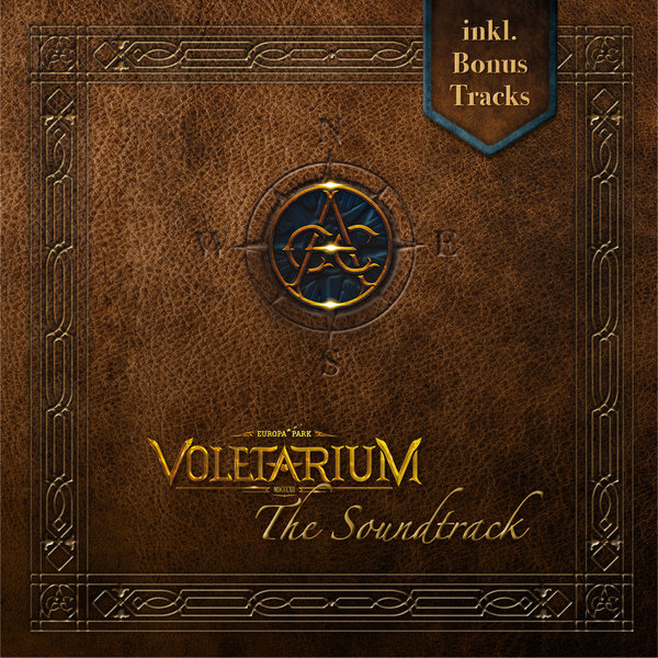 CD Voletarium Soundtrack