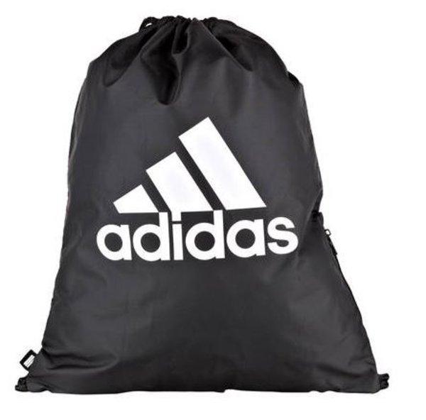 Turnbeutel Adidas Trefoil schwarz