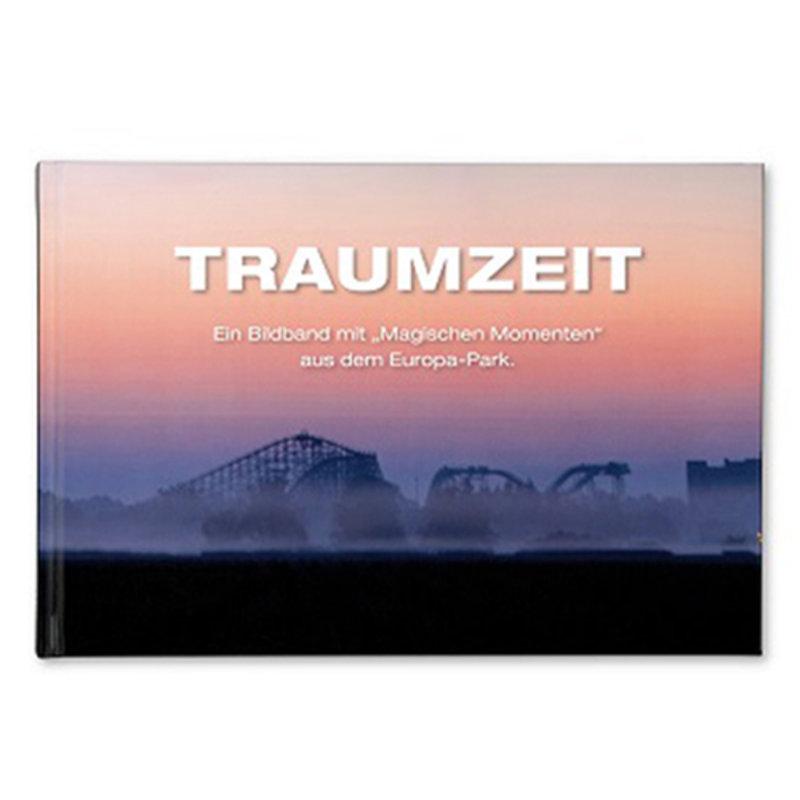 """Buch """"Traumzeit"""" Europa-Park deutsch"""