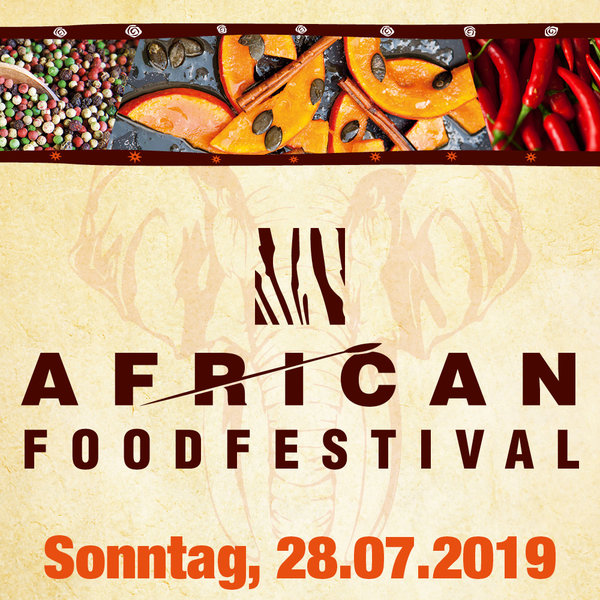 African Food Festival 28.07.19