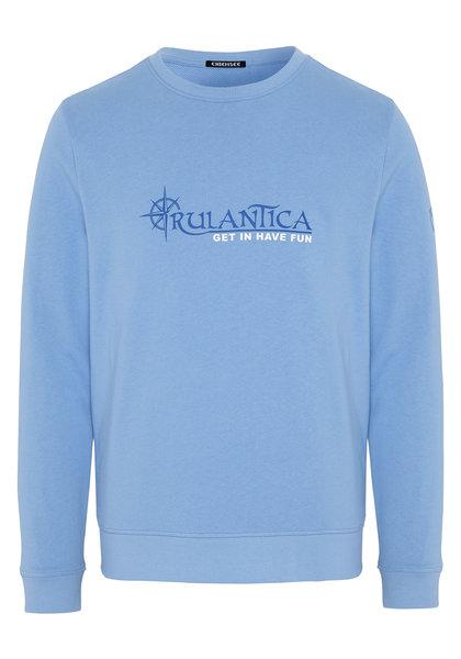Sweat-shirt Hommes bleu Rulantica