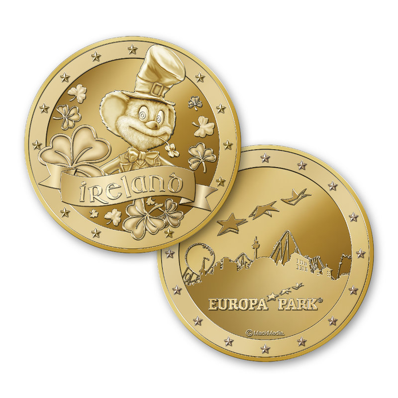 Europa-Park coin