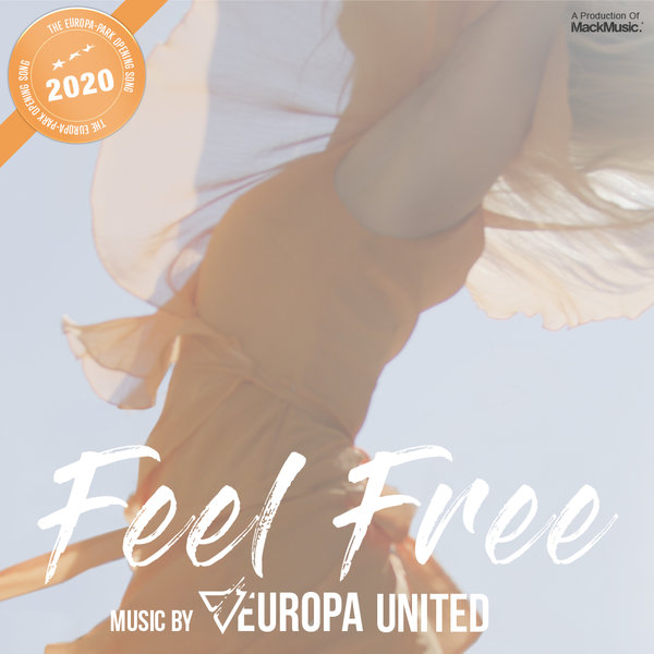 "CD ""Maxi-Single"" Feel Free"