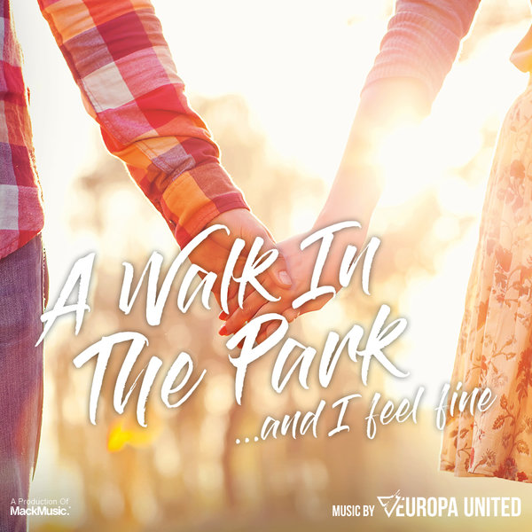 "CD Album ""A Walk In The Park"""