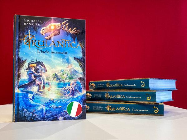 Book Rulantica - L\'isola nascosta (Italiano)