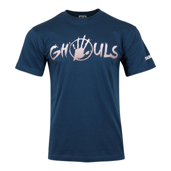 Damen T-Shirt Traumatica Ghouls