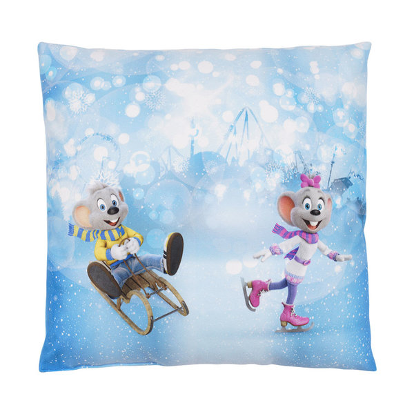 Cushion Winter Ed and Edda