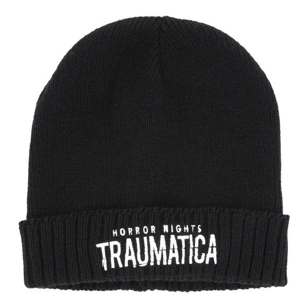 Beanie Traumatica black