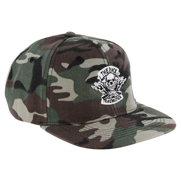 "Cap Traumatica ""The Pack"" Camouflage"