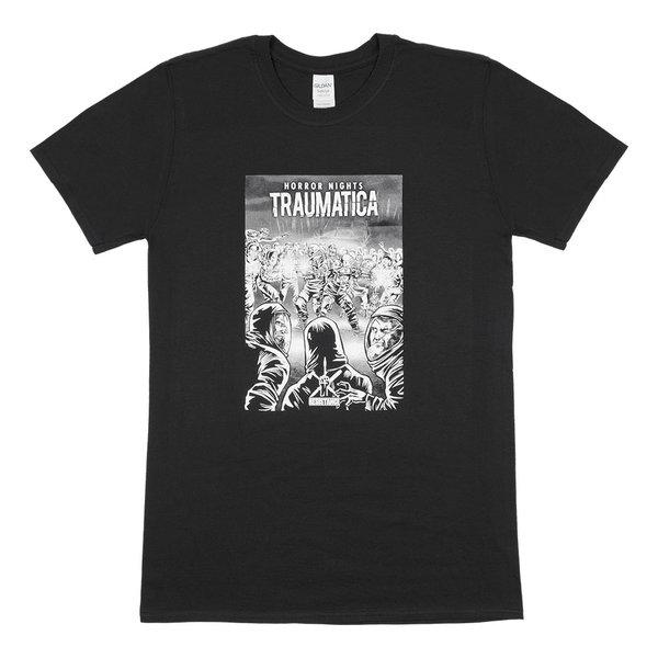 "T-Shirt Traumatica ""Resistance"""
