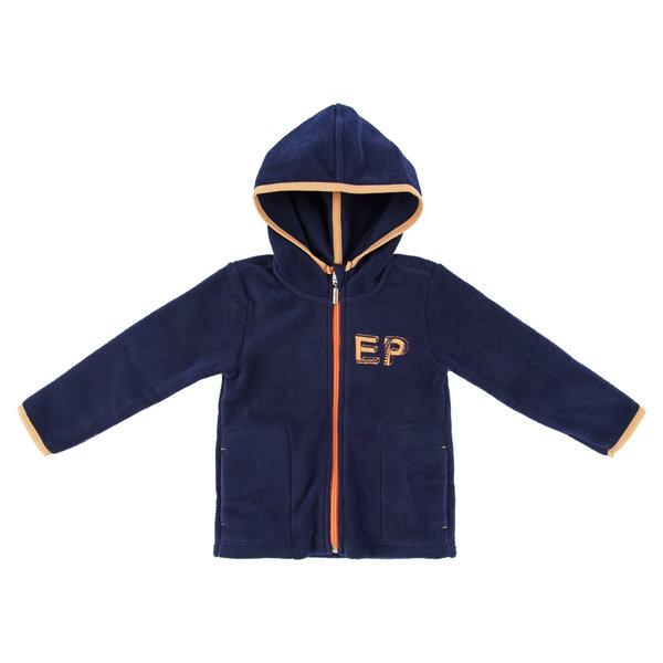 Boy\'s Fleece jacket blue navy Coaster