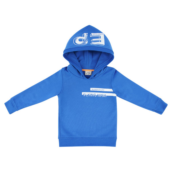 Sweatshirt Boy blue Coaster