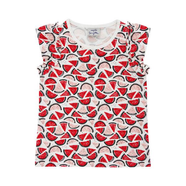 T-Shirt Fille Edda Melon