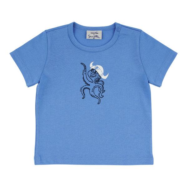 T-Shirt Bébé Snorri bleu