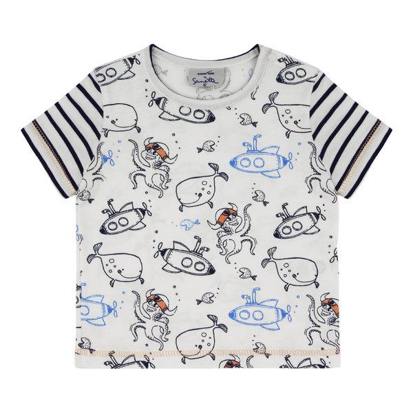 T-Shirt Baby Snorri weiß