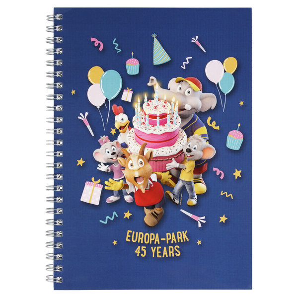 Notebook 45th anniversary