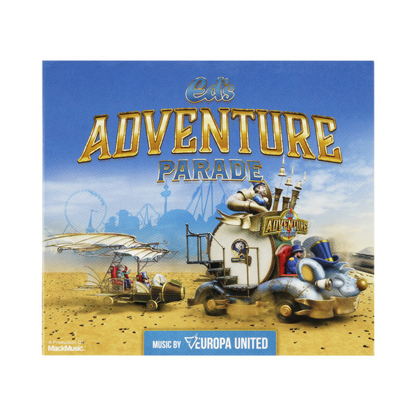 CD Ed´s Adventure Parade