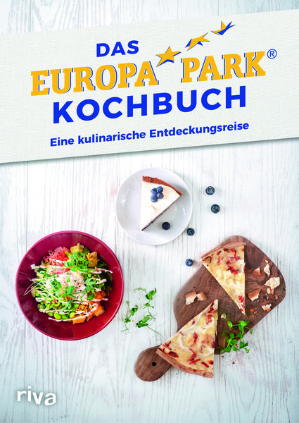 Vorbestellung Das Europa-Park Kochbuch 2021