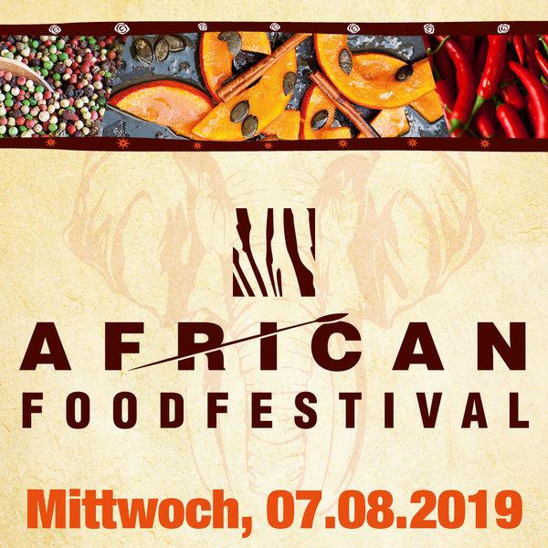 African Food Festival 07.08.19