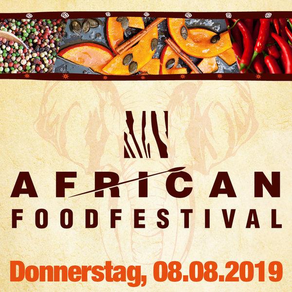 African Food Festival 08.08.19