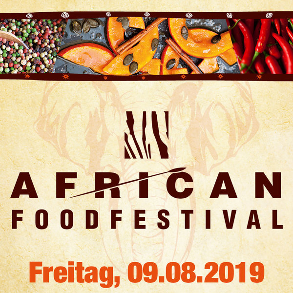 African Food Festival 09.08.19