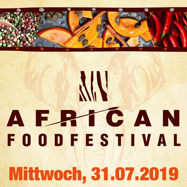 African Food Festival 31.07.19