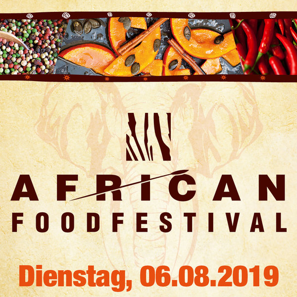 African Food Festival 06.08.19