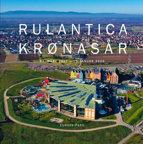 """Buch """" Baudokumentation Rulantica & Krønasår"""""""