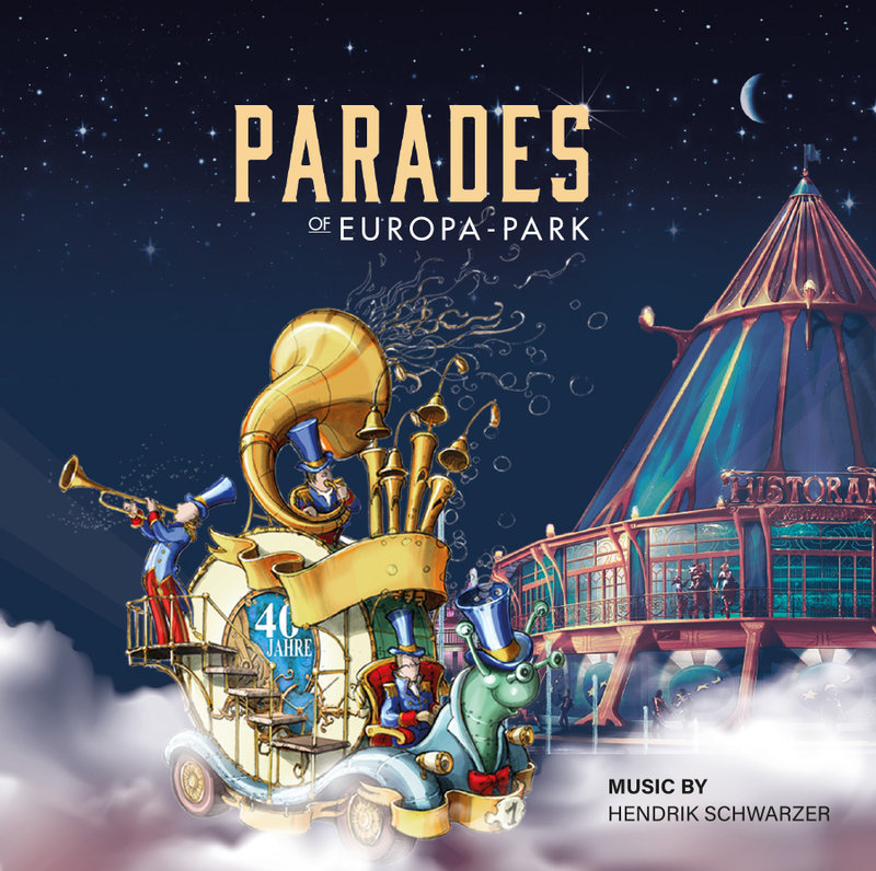 CD Parades of Europa-Park