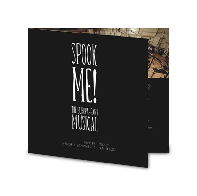 CD « Spook Me! The Europa-Park Musical »
