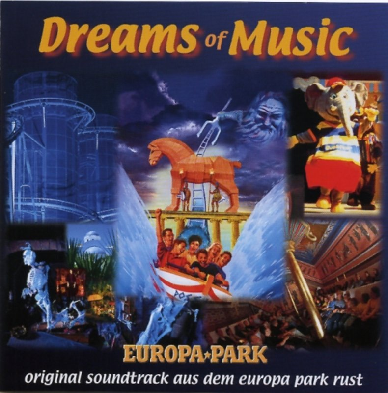 "CD ""Dreams of Music"" Vol. 1"