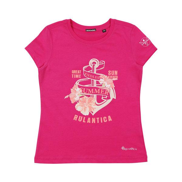 T-Shirt Fille Beetroot