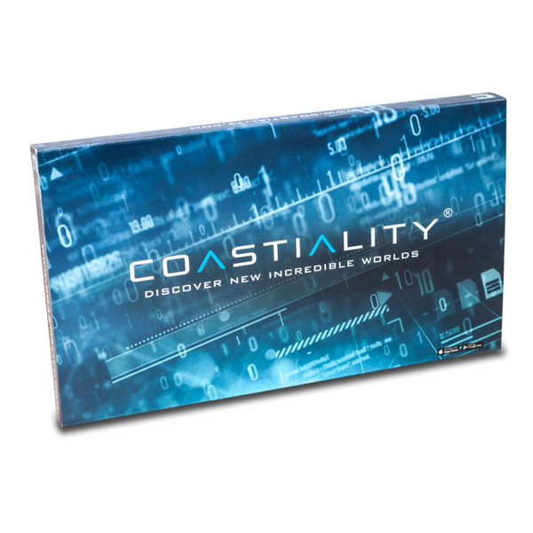 Coastiality Cardboard Viewer