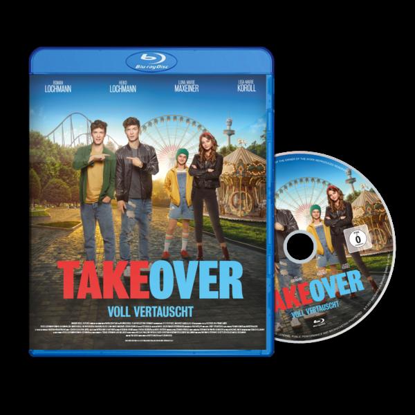 """Blu-ray """"Takeover - Voll Vertauscht"""""""