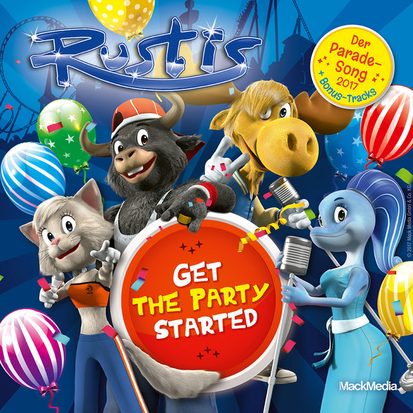 Rustis GET THE PARTY - Download