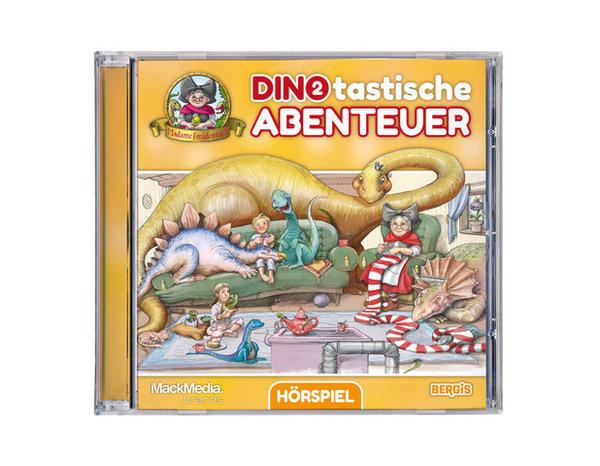CD Madame Freudenreich ,,Dinotastische Abenteuer 2