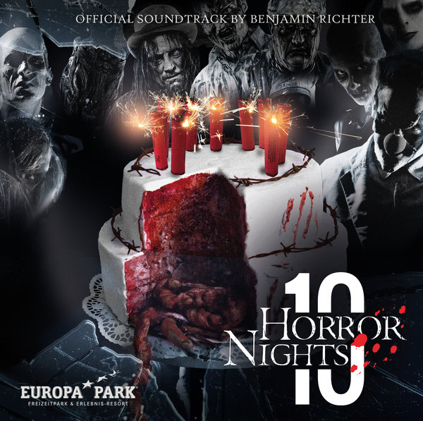 CD Horror Nights 2016