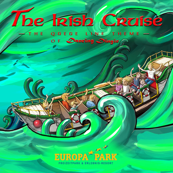 The Irish Cruise - The Queue Line Theme of Dancing Dingie - Download